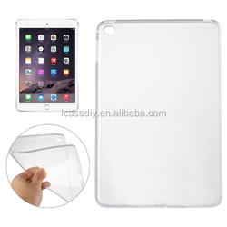 Smooth Surface TPU Case for iPad Mini 4