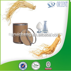 Pure natural ginseng root extract/ high quality bulk ginseng extract 10%-90%