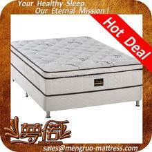 super soft pocket spring knit fabric mattress