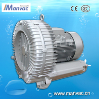 2015 Manvac 3C CE approved 3kw ATEX electric turbine vacuum blower