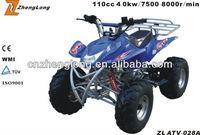 2015 new design polaris 110cc quad atv