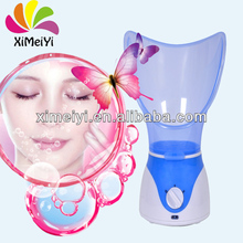 Factory Price 2015 New design personal Hot-sell Skin Care Mini Beauty Facial Steamer Hot Cool