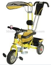 2015 nuevo modelo niños triciclo del bebé triciclo para niños triciclo
