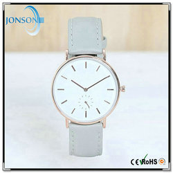 Newest design high quality 5ATM waterproof stainless steel case wrist watches large men