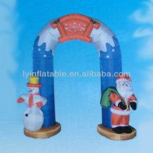 Giant 2.4M Christmas Air Blown Inflatable Santa