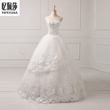 Sexy ball gown wedding dresses pictures