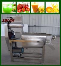 Vegetable crushing juicer for fruits apple carrot pineapple cucumber