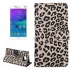2015 new product hot selling leopard phone case for Samsung note 5 case