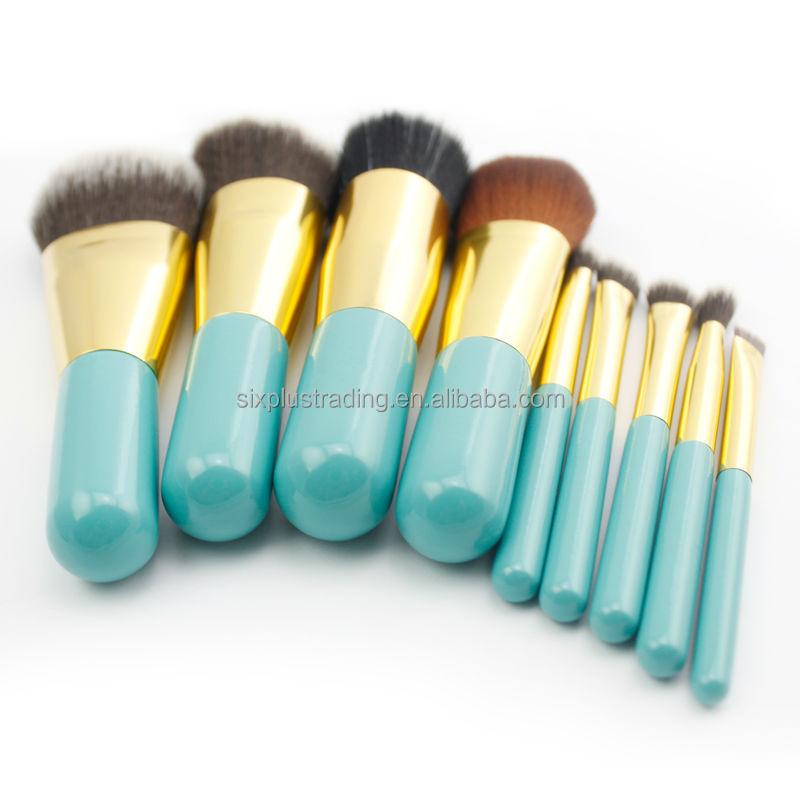 Short Handle Colorful Makeup