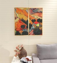 015 hot sale wall mounted best quality far infrared decorative heater