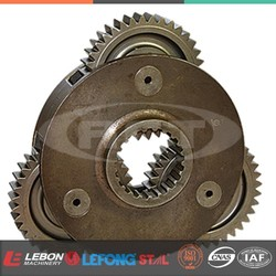 LB-N2009 PC200-6(6D95) Travel 1St Gear Assembly Excavator Travel Gear