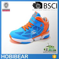 China factory hot sell durant basketball shoes anti skid boys shoes