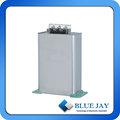 condensadores eléctricos tres fase armónica de condensadores de potencia power factor de corrección del condensador