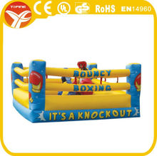 Inflatable fighting ring boxing,inflatable box games