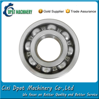Best price ATV parts 6303 x3 bearing from China supplier