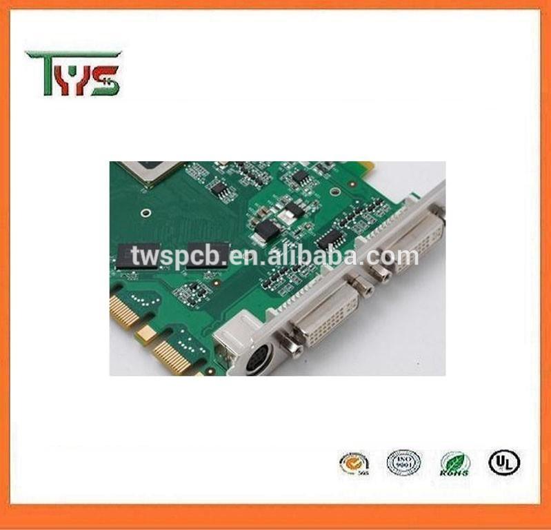 çin FR4 oem çok katmanlı PCB özel pcb protype tarafından TWS