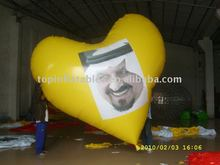 Inflatable balloon,RHCQ-TPB-2-9,HOT selling balloon for advertising and promotion ,PVC, helium gas ,re-used