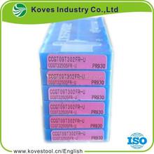 kyocera Tungsten cemented carbide inserts CCGT09T302FR-U PR930