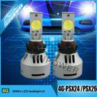New design PSX24 / PSX26 levou farol super bright led farol do carro kit 2 anos de garantia D1 D2 D3 D4 3200lm led kit