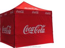 Cocola folding tent Alumnium for advertising activity