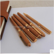HOT new product for 2015 stationery 3d printer fountain pen, wood metal pen