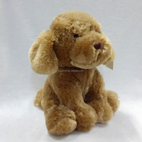 Battery operated musical plush puppy dog toys