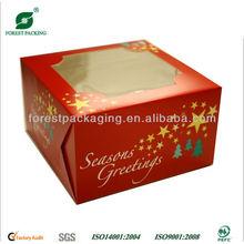 FOOD GRADE CARDBOARD BREAD PAPER BOX