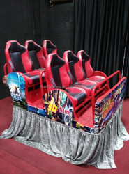 wholesale products 5d cinema with projector and motions chairs for sale