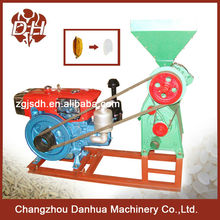 500KGPH Paddy / Rice Pounder Equipment, Rice Pounding Machine
