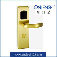 hotel smart card lock gorgeous feel a valued nature