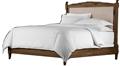 el último 2015 consice moderno de lujo de estilo de madera marco de la cama doble