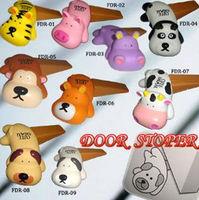 Yiwu stock door stoper stuffed animal door stop funny door stops
