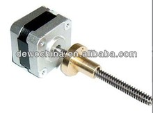 Nema17 Lead Screw Stepper Motor, Linear Stepper with Anti-backlash Nut