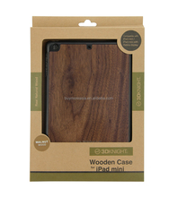 Wholesale tablet bamboo case for iPad mini 2 , wooden cover for iPad mini2, tablet case for ipad mini