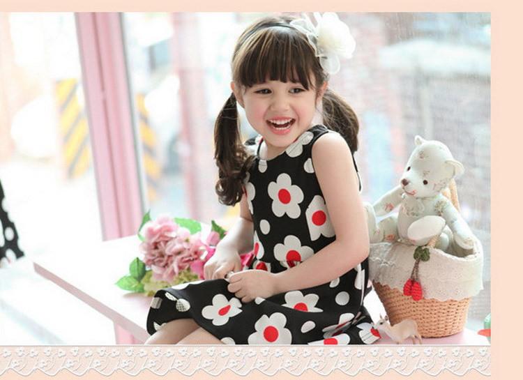 Одежда распродажа продажа детской одежды высокого качества 100% хлопок девочек платья для малышей 2Т 11т