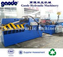 best supplier ISO alligator scrap metal for shear machine