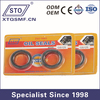 Motorcycle rubber oil seals kit JH70 with factory price