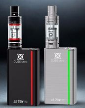 Smok best selling temp control vapor mod smok 75w mini x cube ll in many colors