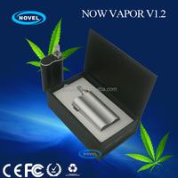 Baking vapor style, Wax evod eagle smoking e-cigarette Titan-1 now vapor, works for dry herbs