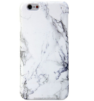 For iPhone 6 Case Hard Case Print Pattern, for iPhone 6 Marble Pattern Slim Fit Snap On Protective Hard Shell Back Case