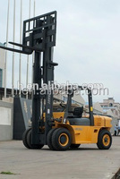 China new condition 5 ton rough terrain forklift ,cheap price 4WD CE certificate off-road terrain forklift