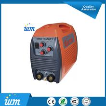 power supply stable performance aluminium tig welder pulse kende welding machine portable shenzhen