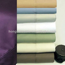 600 thread count cotton rich solid color sheet set