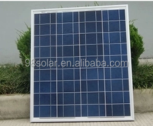 A-grade cell high efficiency 70W PV panel