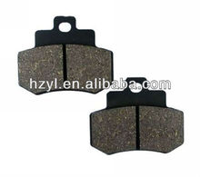 Motorcycle brake pad/70cc motorcycle