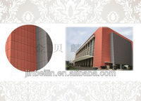 waterproof exterior wall decoration fiber cement siding board