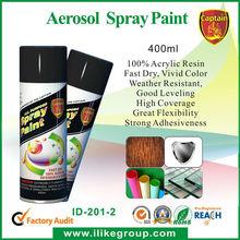 pintura en aerosol gris