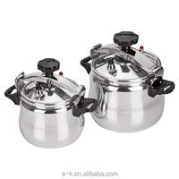 belly shape pressure pot for sale