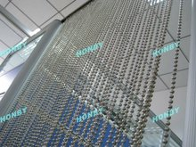 6mm Metal Bead Chain Curtain