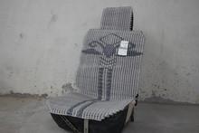 pu car seat cushion/pvc automobile seat cover
